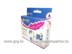 Epson To541 (T054140) Photo Fekete Tintapatron Komp. G&G